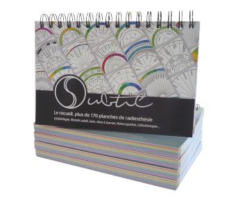 Subtil, le recueil - plus de 170 planches de radiesthésie - Pour la géobiologie, les mondes subtils, les soins, l'âme & le karma, la lithothérapie, la naturopathie...